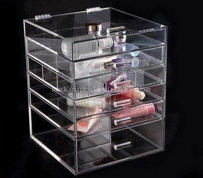 Acrylic drawer organizer
