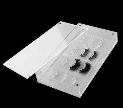 False eyelash storage case