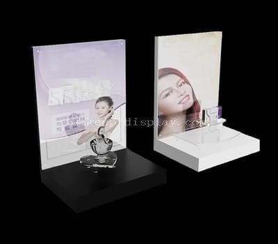 Custom perfume display stand