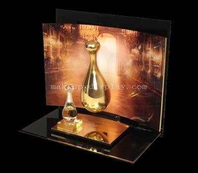 Perfume bottle display stand