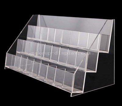 Custom acrylic cosmetic organizer