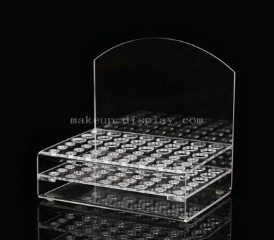 Clear acrylic eyebrow pencil display holder