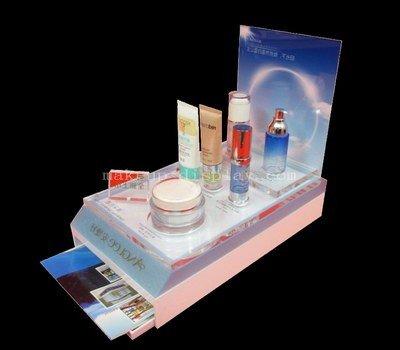 Skincare makeup display stands