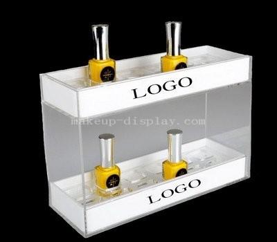 Custom nail polish stand