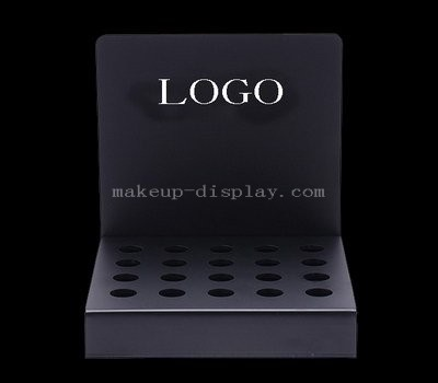 Black acrylic display for brow pencil
