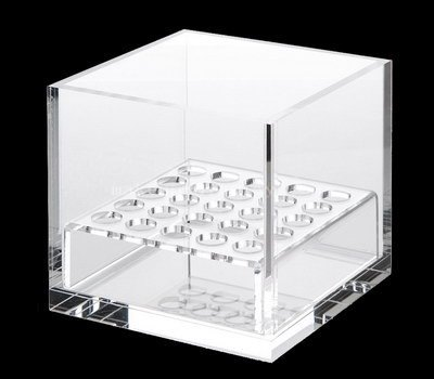 Clear acrylic eyebrow pencil display box