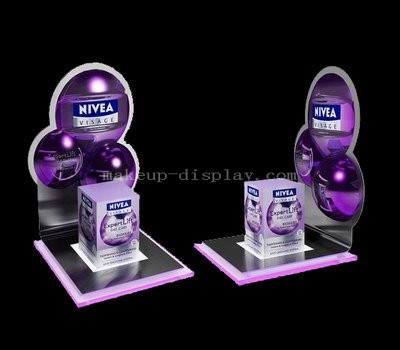 Skin products acrylic display