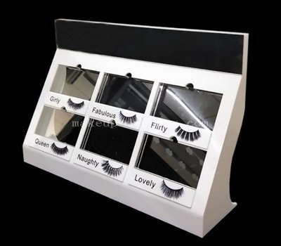 Eyelash display stand