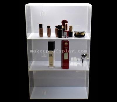 Acrylic cosmetic organiser