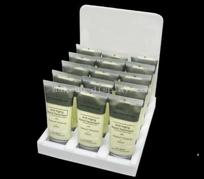 Skincare display stands wholesale