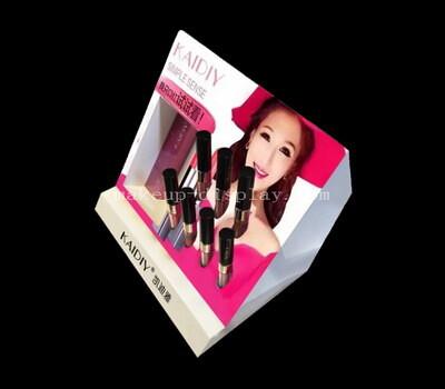 Lipstick caddy display