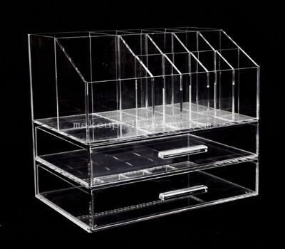 Acrylic makeup storage drawer