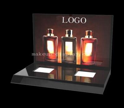 Custom perfume display stands