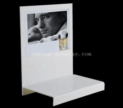 Custom acrylic cosmetic display